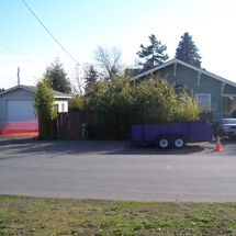 Snohomish county sewer hookup